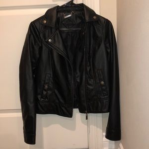 BRAND NEW Joujou leather jacket